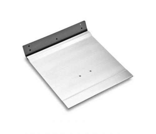 Trimplan aluminium 9x30
