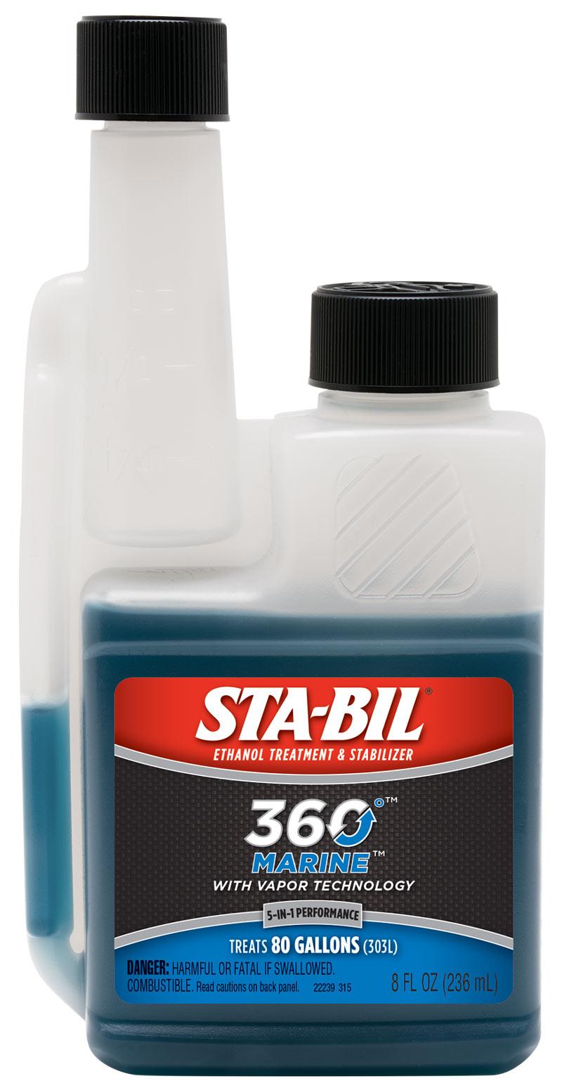 Stabil bensintillsats